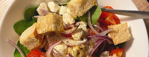 Spring Mozzarella Salad image