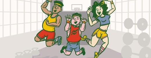 Gym Time image